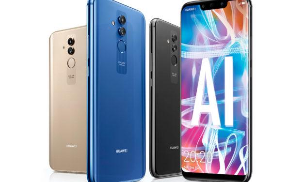 El Huawei Mate 20 Lite comienza a actualizar a EMUI 9 en España