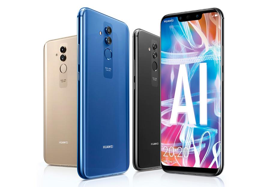 comparativa Huawei Mate 20 Lite vs Samsung Galaxy A7 2018 final Mate 20 Lite