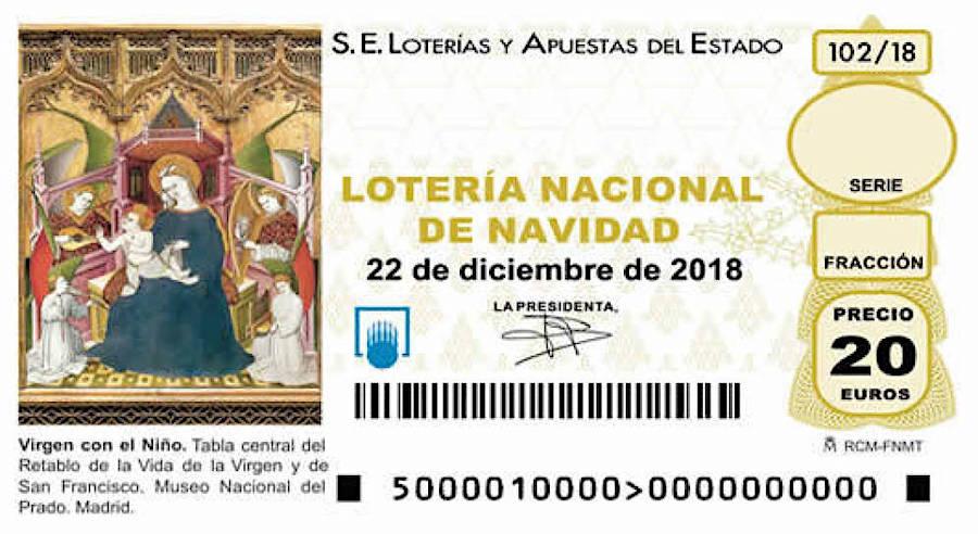 decimo loteria navidad 2018