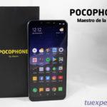 Android 9 Pie llega al Pocophone F1