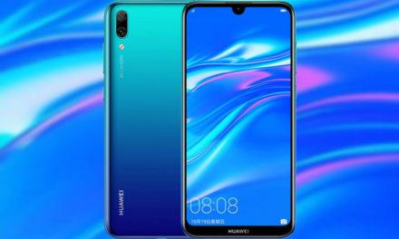Huawei Enjoy 9 presentado, así será el Huawei Y7 Prime 2019