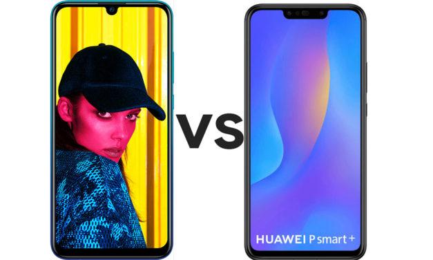 Huawei P Smart 2019 vs Huawei P Smart+, comparativa