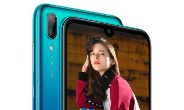 Huawei Y7 Pro 2019, un móvil económico con más pantalla y batería