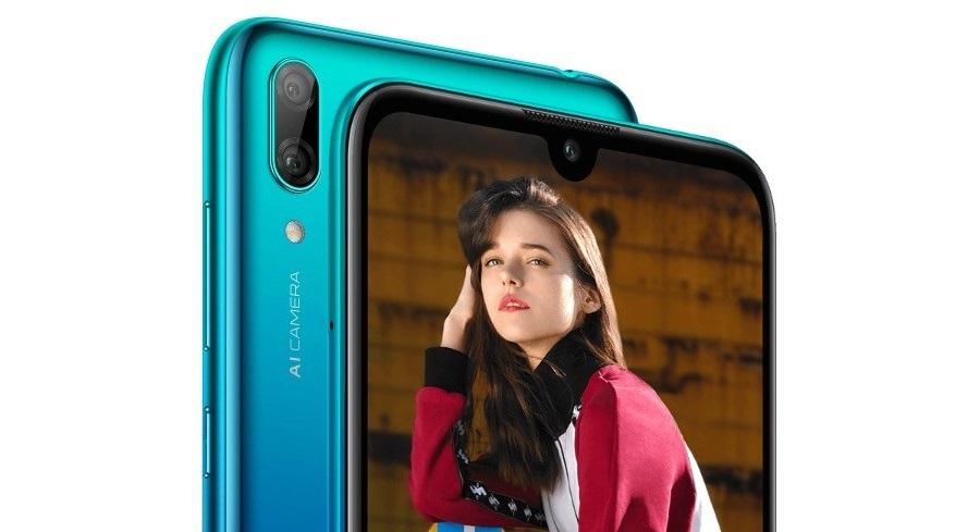 Huawei Y7 Pro 2019, un teléfono barato con mas monitor y batería
