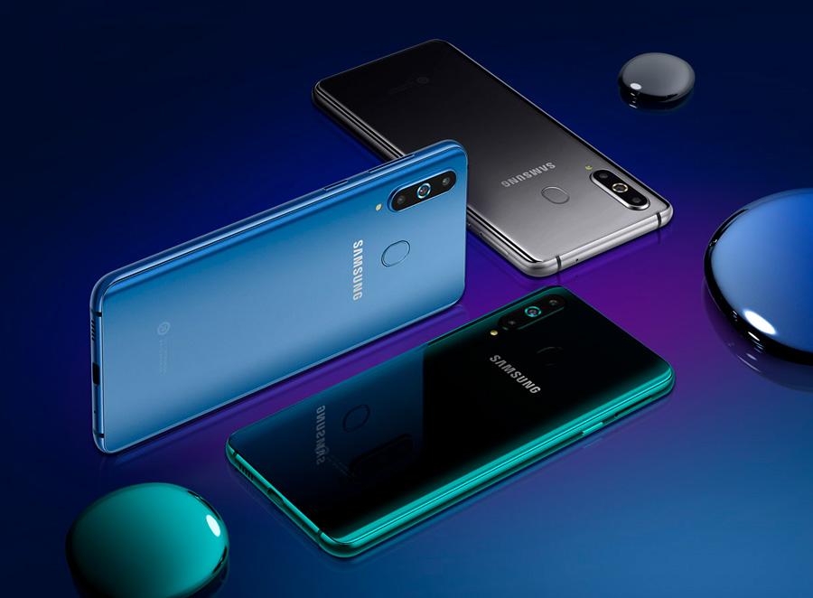 Samsung Galaxy A8s procesador