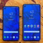 Estas podrían ser las tres variantes del Samsung Galaxy S10