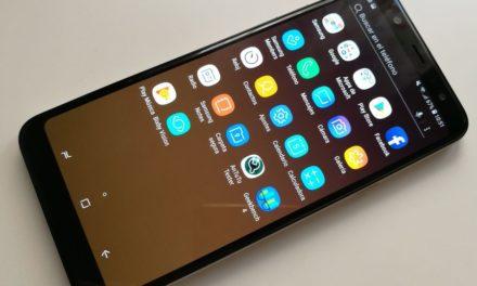 Samsung ya está comenzando a probar Android 9 Pie para los Galaxy A