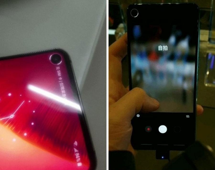 Samsung Galaxy S10 camara
