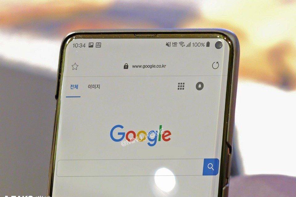 La versión Lite del Samsung Galaxy S10 no tendrá sensor de huellas en pantalla