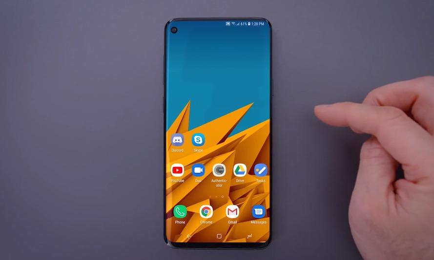 Filtrado el Snapdragon 855, el próximo procesador del Samsung Galaxy S10