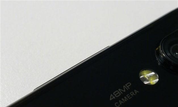 Xiaomi prepara un móvil con triple cámara y 48 megapíxeles