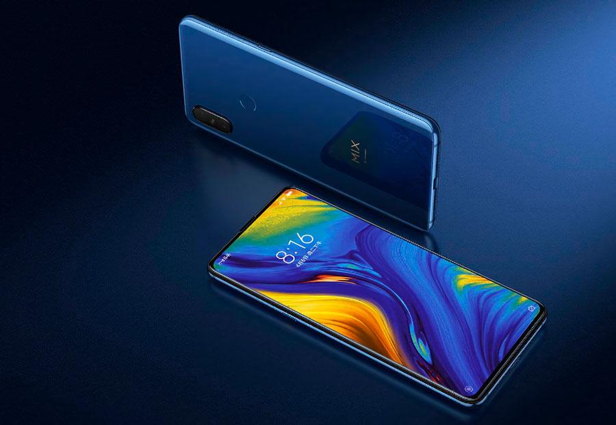 Xiaomi lanzará una versión del Mi Mix 3 con el chip Snapdragon 855