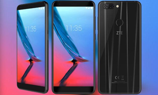 El ZTE Blade V9 Vita llega a Yoigo, precio y tarifas