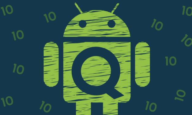 Ya puedes probar todas las novedades de Android Q en estos móviles