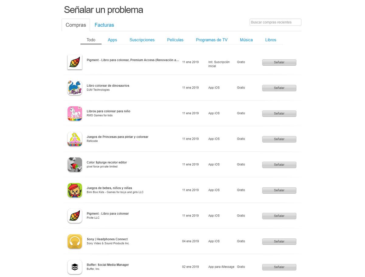 cómo devolver una aplicación en la Play Store y en la App Store en la App store