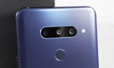 El LG V40 ThinQ comienza a recibir Android 9.0 Pie