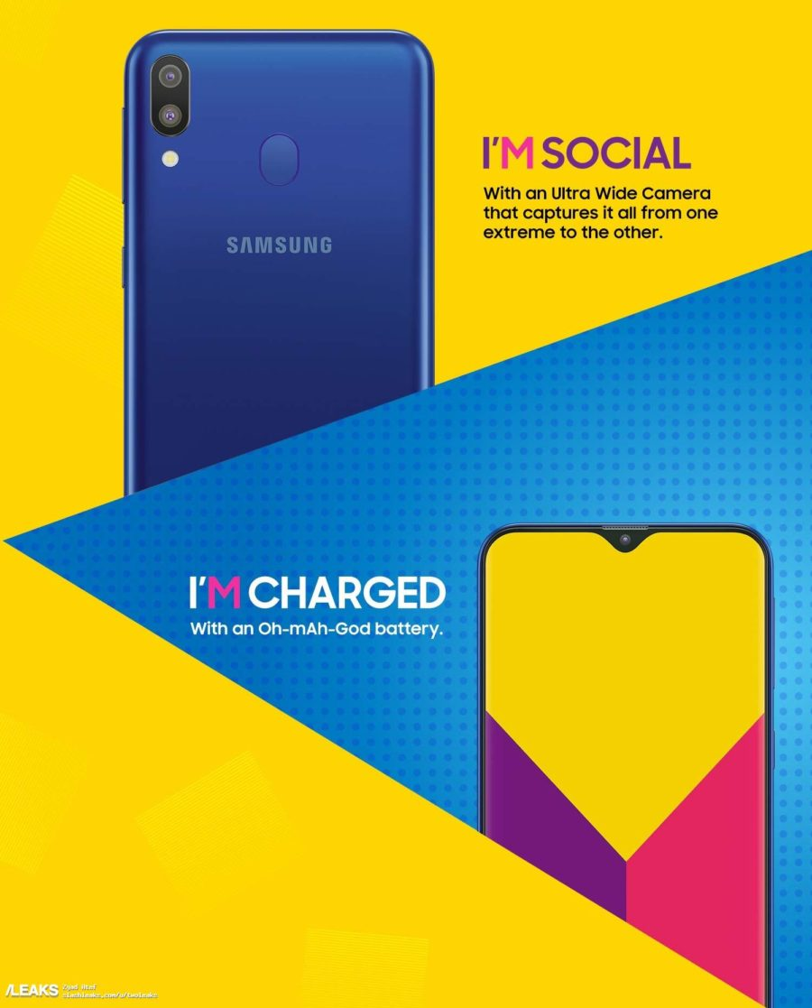 galaxy-m20-specs-leaked-through-user-manual