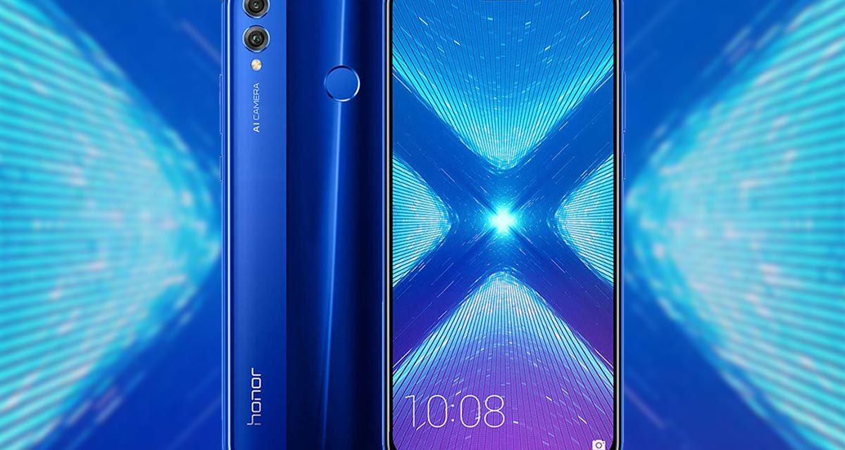 La actualización a Android 9 Pie del Honor 8X comienza a llegar a España