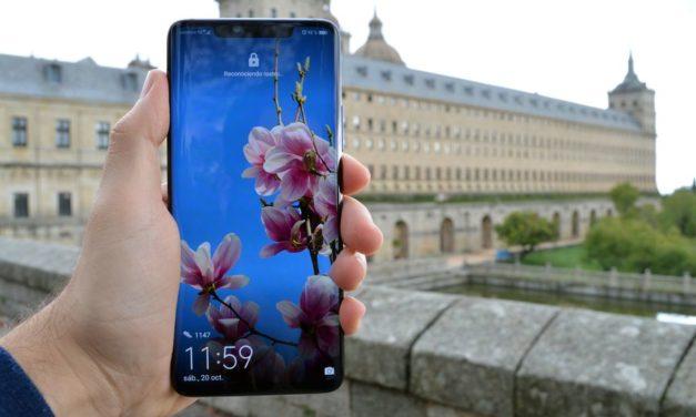 7 móviles Huawei a buen precio en tiendas y operadoras