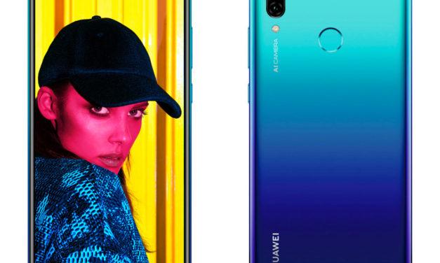 El Huawei P Smart 2019 ya se puede comprar en España: precios y tiendas