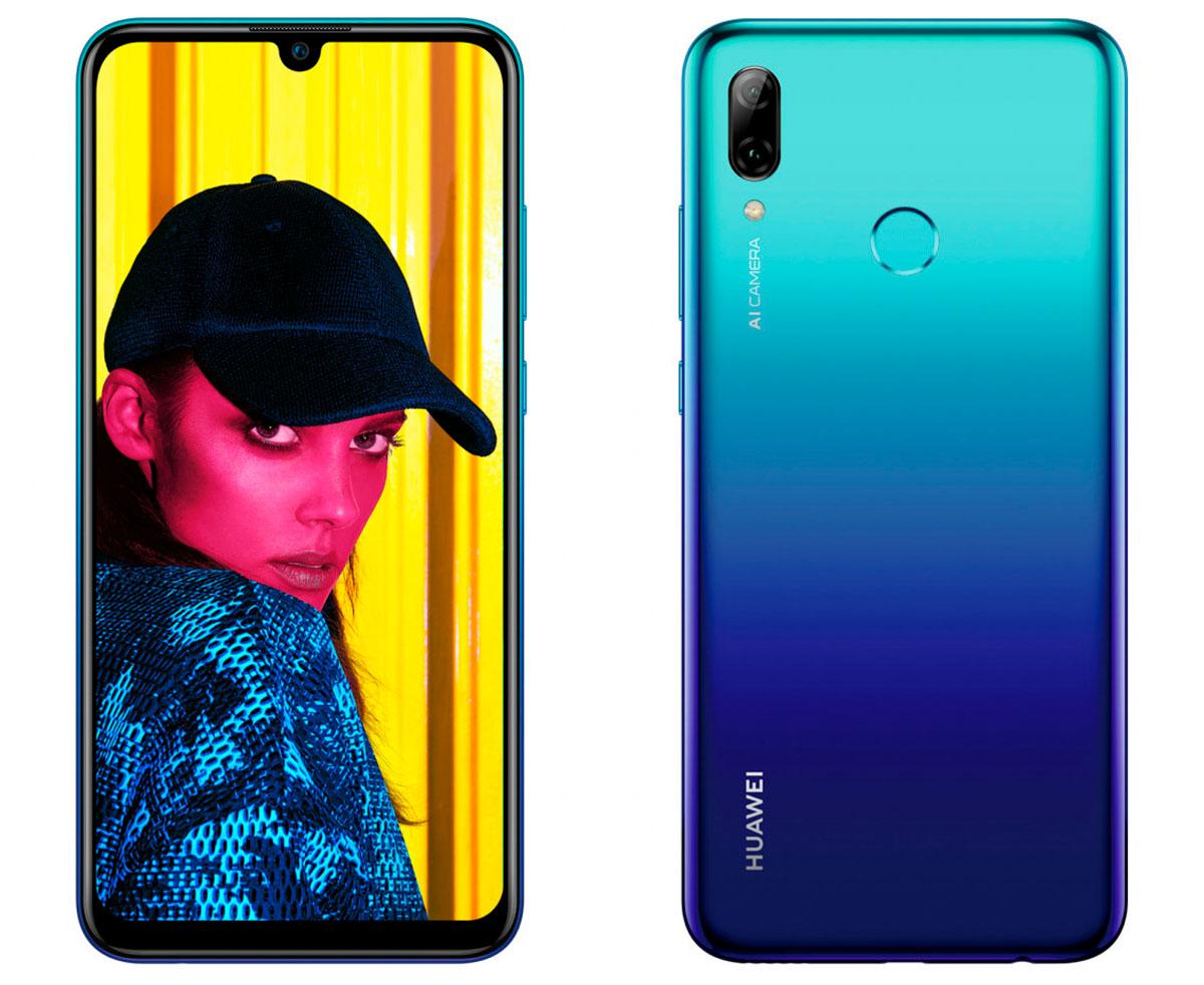 El Huawei P Smart 2019 Ya Se Puede Comprar En Espa U00f1a