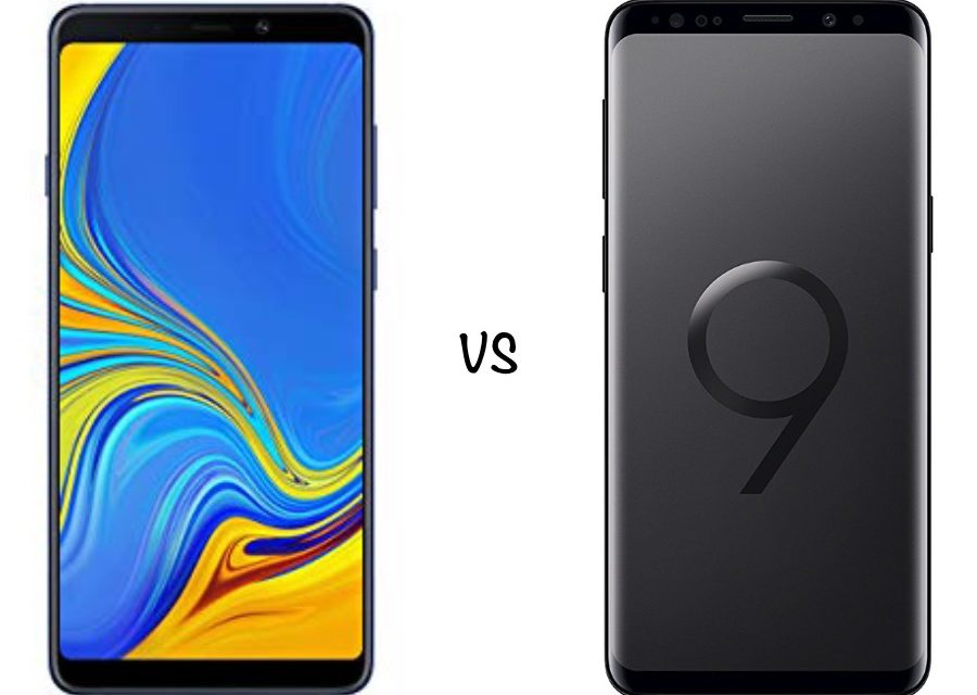 Comparativa Samsung Galaxy A9 vs Samsung Galaxy S9