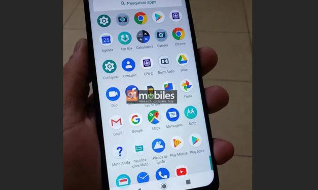 El Motorola Moto G7 Plus se deja ver en imágenes reales