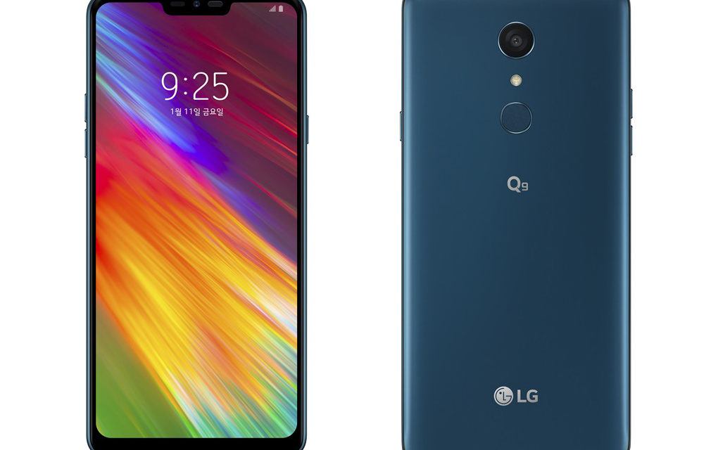 LG Q9, móvil multimedia con sonido BoomBox y gran pantalla