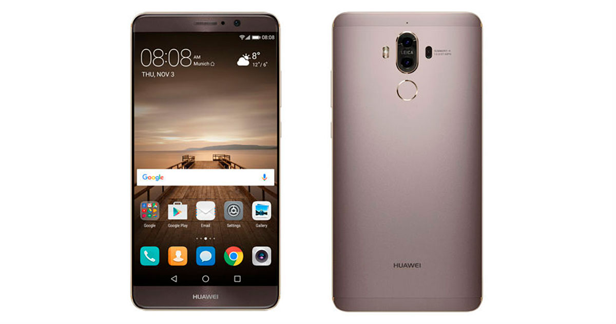 Android 9.0 Pie llega a los Huawei Mate 9