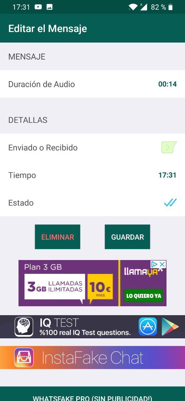 mensaje de whatsapp falso 4