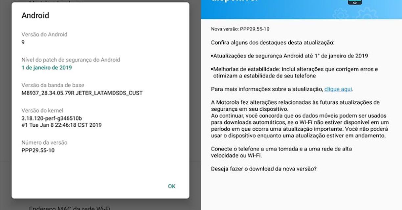 El Motorola Moto G6 Play ya está recibiendo Android 9 Pie