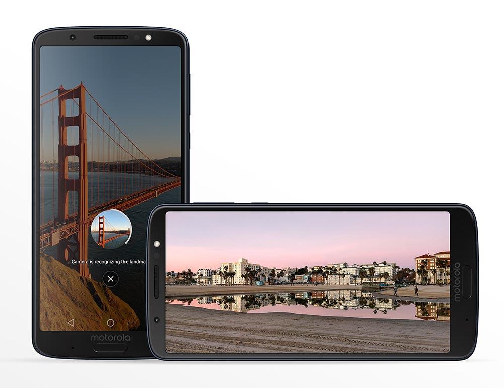 El Moto G6 Plus se actualiza a Android 9 Pie
