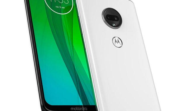Filtrado el precio de los Motorola Moto G7, G7 Play y G7 Power
