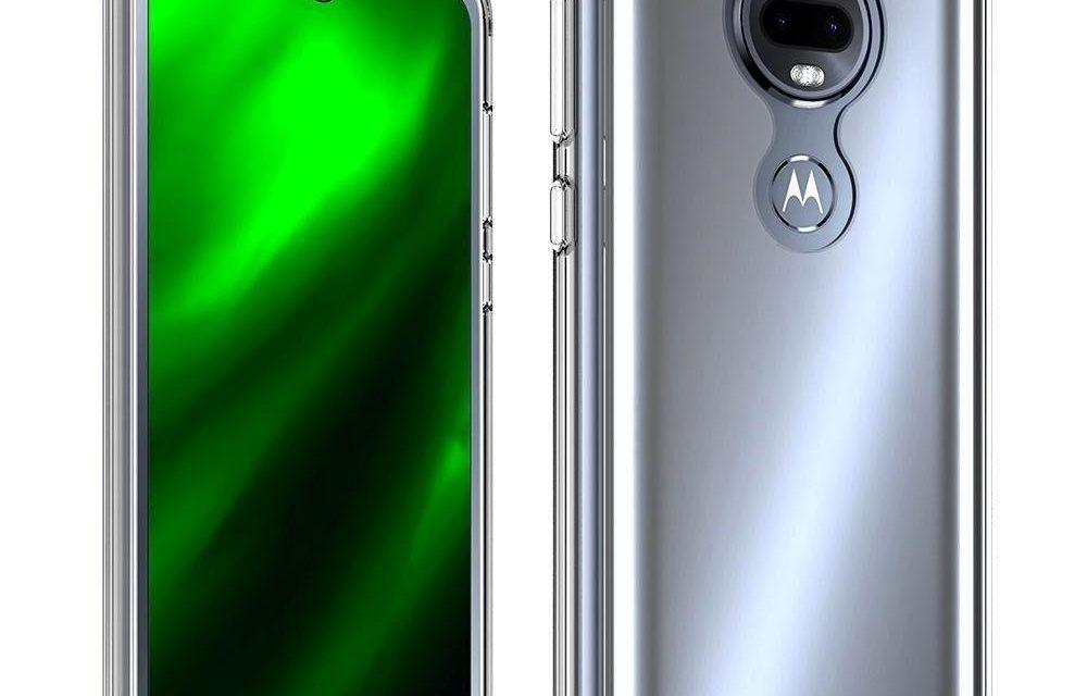 El diseño del Motorola Moto G7 se deja ver gracias a unas fundas