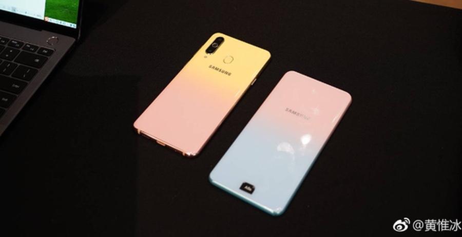 Samsung Galaxy A8s FE, edición especial del Galaxy A8s pensada para mujeres
