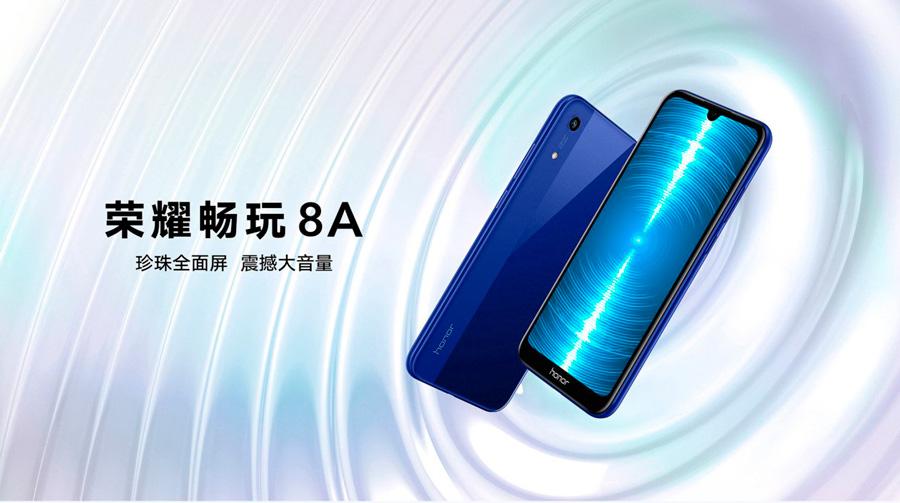 Honor 8A, móvil muy económico con pantalla de 6 pulgadas