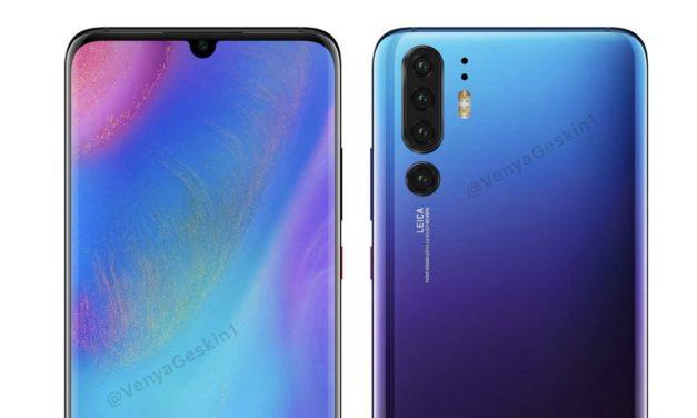 Huawei desvela detalles de los Huawei P30 en un teaser oficial