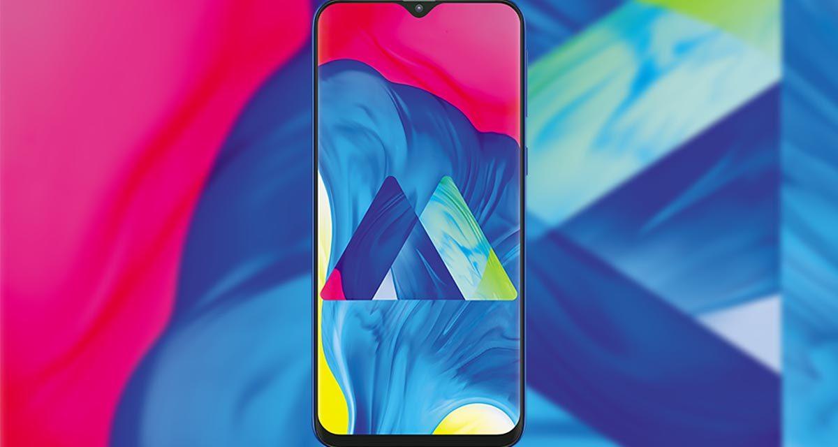 Samsung Galaxy M10: características, precio y opiniones