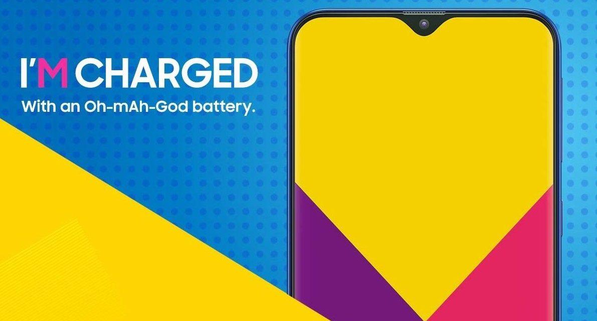 Se filtran las especificaciones del Samsung Galaxy M20