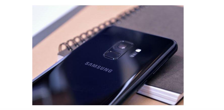 Samsung ©Galaxy S9