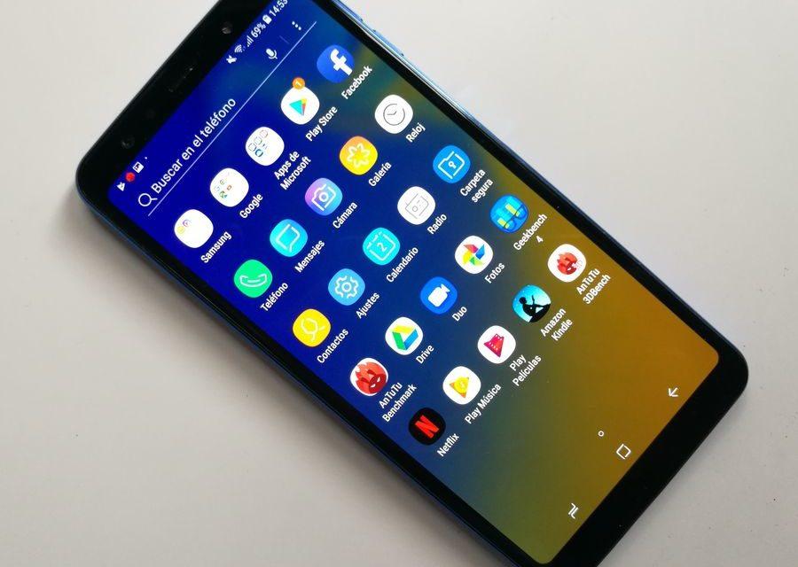 7 móviles Samsung que puedes comprar en rebajas