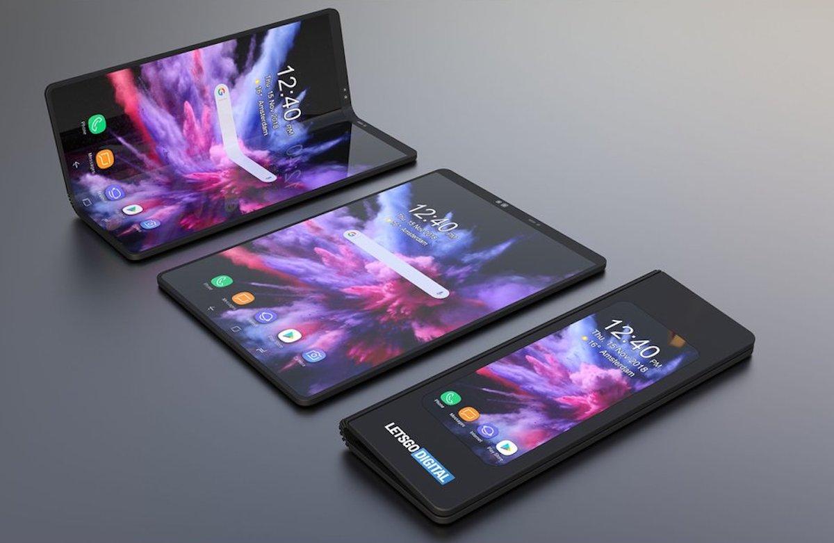 Samsung confirma en un vídeo la fecha de lanzamiento de su móvil plegable