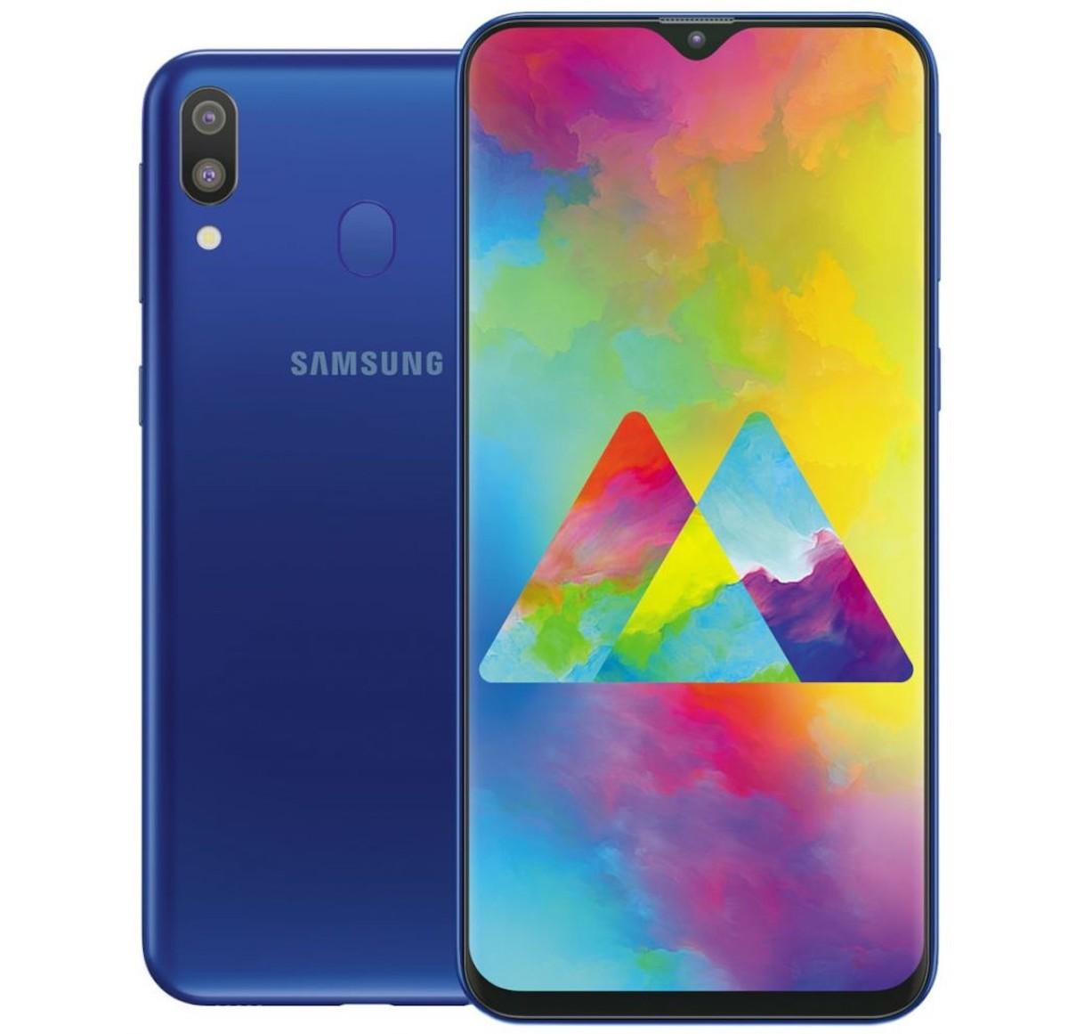Samsung Galaxy M20: características y precio