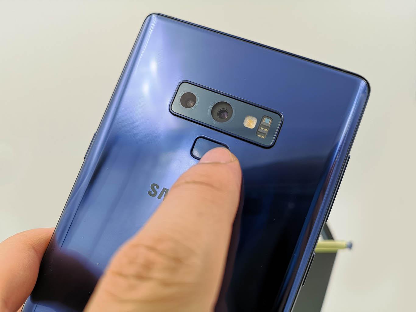 Los 6 móviles Samsung con mejor cámara de fotos