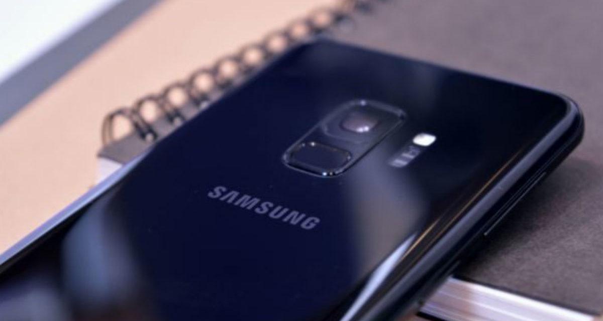 El Samsung Galaxy S9 se actualiza con nuevo parche de seguridad