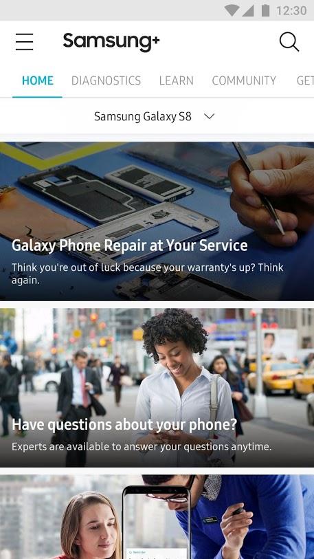 Se lanza la beta oficial de Android 9 Pie para el Samsung