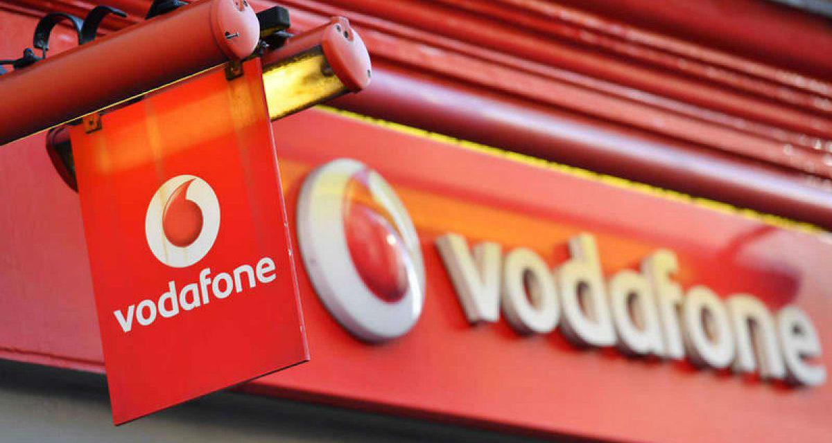 Los ingresos de Vodafone en España caen un 7 por ciento
