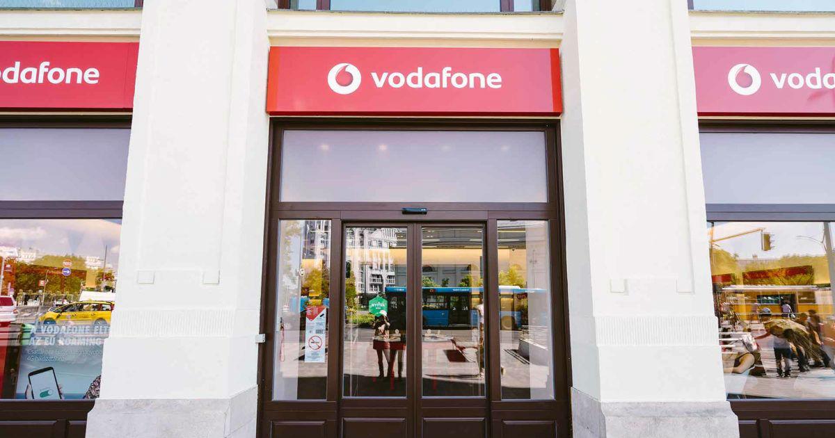 Vodafone despidos