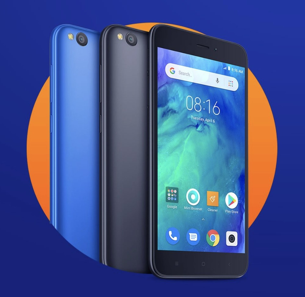 Redmi Go, móvil económico de Xiaomi con Android Go