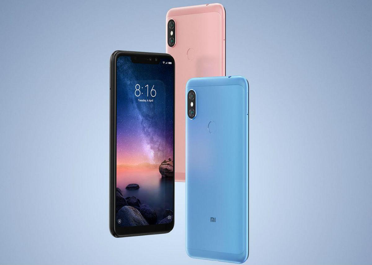 El Xiaomi™ Redmi™ Note siete aparece en vídeo